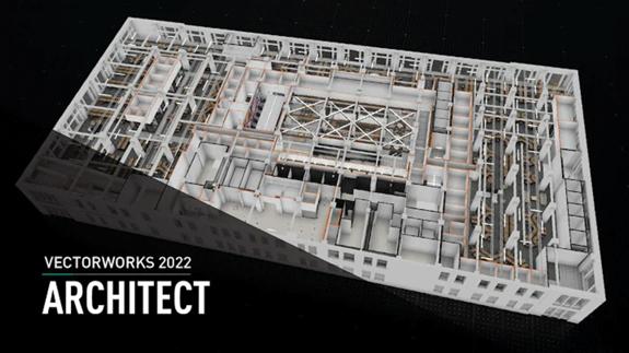 DETTE ER VECTORWORKS ARCHITECT 2022